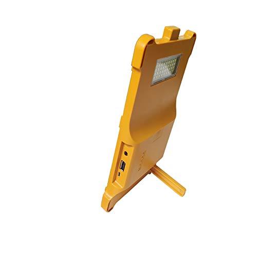 ZED- 5 W met batterijen, mini-led-inspectie met stift-magneet voor kamperen