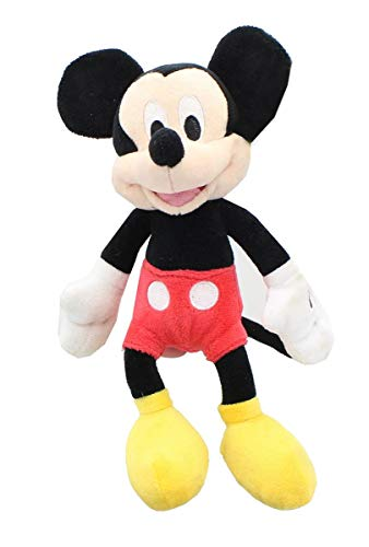 Disney Mickey and the Roadster Racers Classic Bean Plush - 9-11' Mickey Mouse