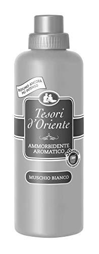 3x Tesori d'oriente Muschio bianco Weichspüler aromatischer 750 ml weiße Moschus