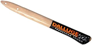 """Dalluge Tools 3800 17"""" Straight Hickory Replacement Hammer Handle for 7180 & 7182 Titanium Hammers (03800)"""