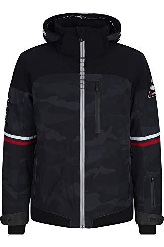 Sportalm Herren Ski Jacke dunkelgrau (229) 54