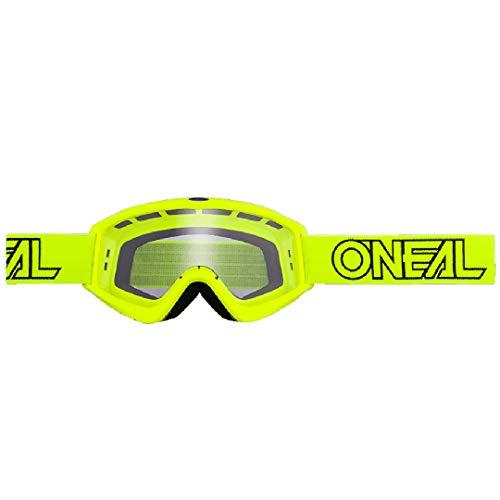 O'NEAL Fahrradbrille B-Zero, grün/schwarz, M