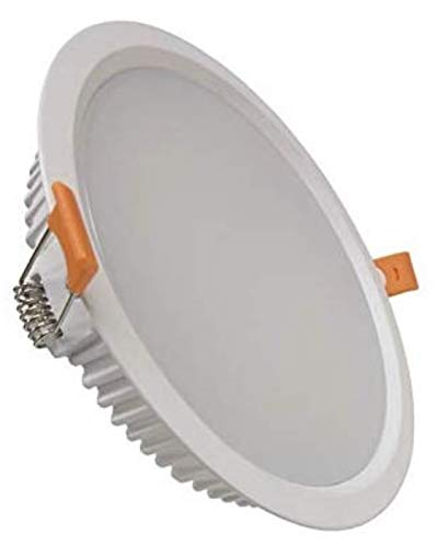 Panel Downlight LED redondo 32w. Corte 205mm (standard). Color Blanco Frío (6500K)....