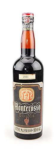 Wein 1961 Monterosso Dolce Cantine Massucco