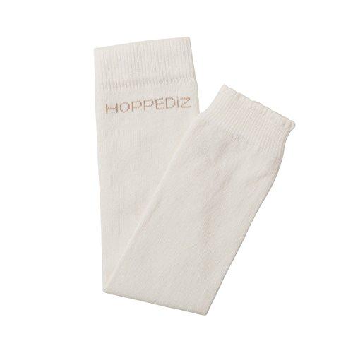 HOPPEDIZ® Baby-Stulpen aus Bio-Baumwolle uni creme
