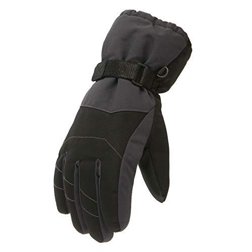 MRURIC Kinder Handschuh Winter Skihandschuhe 10-14 Jahre, Geschenk für Junge MäDchen, Sport Outdoor Lauf Fahrrad Winterhandschuhe Warme Wasserdicht MotorräDer Handschuhe