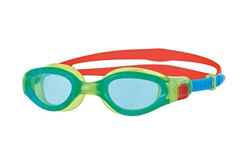 Zoggs Kinder Phantom Elite Zwembril met anti-mist en uv-bescherming