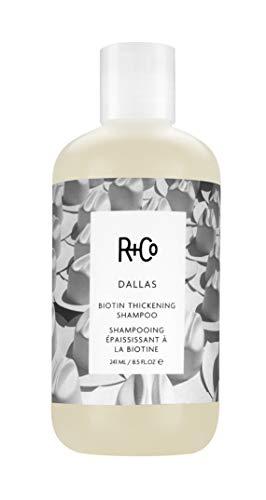 R+Co Dallas Biotin Thickening Shampoo, 8.5 Fl Oz