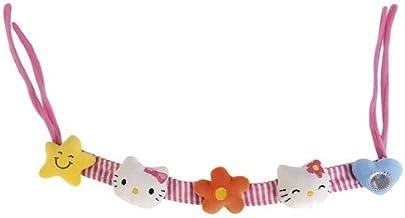 Simba Toys 104014882 Hello Kitty - Cadena de Peluche para Cochecito de Paseo