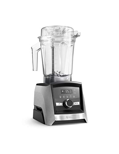 Vitamix - Licuadora A3500i Ascent Series A3500i con aspecto de acero inoxidable.