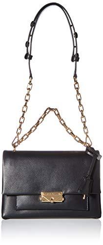 MICHAEL KORS Women's Cece Large Leather Convertible Crossbody Bag Evening,...