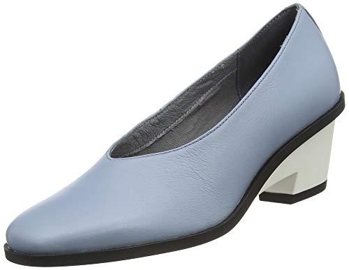 CAMPER Damen Brooke Pumps, Pink (Medium Blue 420), 38 EU