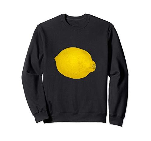 Zitrone Früchte, Gelb ~ ~ ZITRONE Limette Citrus Sweatshirt
