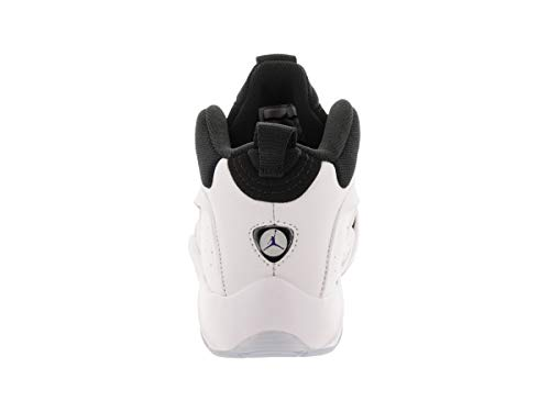 Jordan Nike Men's Jumpman Quick 23 Basketball Shoes, (White/Dark Concord/Black, 11 M US)