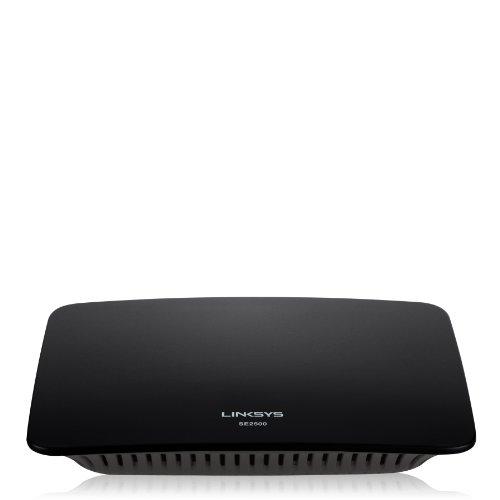 Linksys SE2800-EU - Switch Gigabit Ethernet 8 Puertos