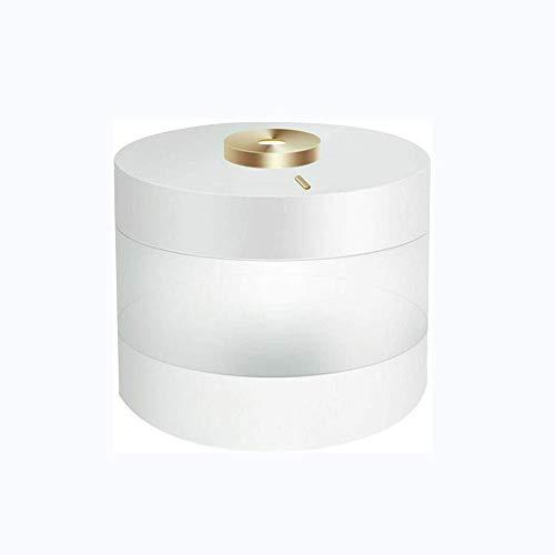 XZJJZ Wesentliche Neue Aroma-Öl-Diffuser Luftbefeuchter Luftreiniger LED-Nachtlicht USB-Mini-Fogger Luftbefeuchter
