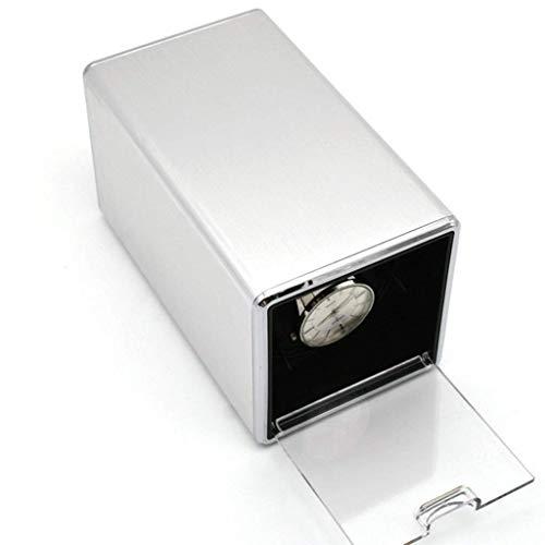 LGR Enrollador de Reloj silencioso, Caja de Motor eléctrico Ultra silencioso Giratorio...