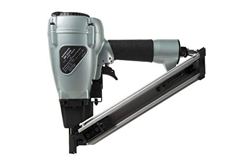 Metabo HPT Strap-Tite Fastening System Strip Nailer, Pneumatic, Accepts 1-1/2-Inch Nails, Metal Connector (NR38AK)