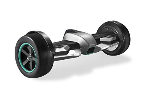 Spadger Hoverboard with LED Light & APP Enable, UL Certified Self Balancing Scooter, Dual 350W Motors, 8.5'' Auto-Balancing Wheels Gifts for Adult and Kids