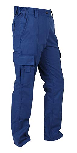 Himalaya H843 Womens Bullet Combat Broek, Royal, Maat 24, Been 29