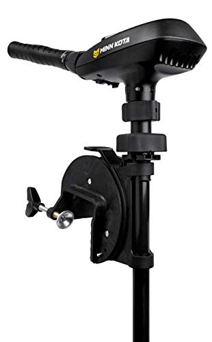 "MinnKota Traxxis 55 Transom Mount Trolling Motor(55lbs Thrust, 36"" Shaft)"