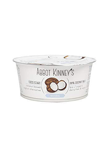 Abbot Kinneys Yogur De Coco Natural Bio, 125 Ml 115