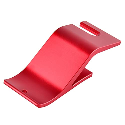 Vance Technology Hoja de Asistencia de Asistencia de instalación de neumáticos Hook para KT 125 150 200 250 300 350 450 530 (Color : Red)
