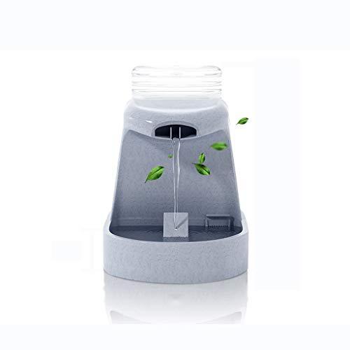CWYSJ Intelligent Mobile Chien Pet Distributeur d'eau Chat Circulation Automatique Fontaine d'eau Potable sans Brancher l'eau Potable l'eau
