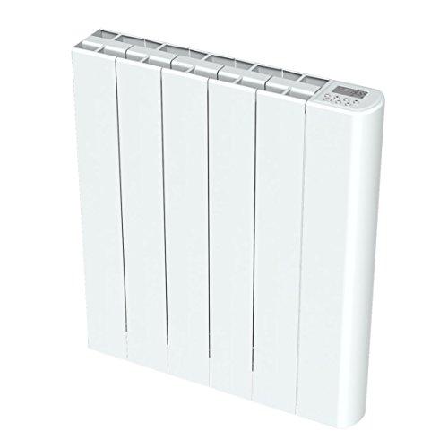 Cayenne NELIA10 Nelia radiator, 1000 W, wit glanzend