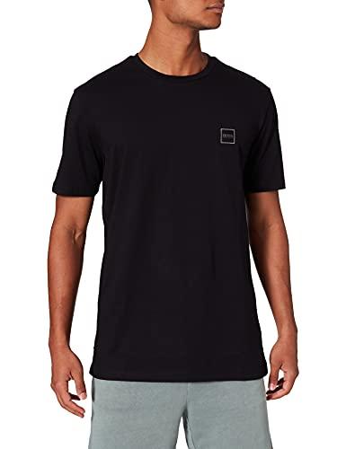 BOSS Herren Tales T-Shirt, Black1, XXL