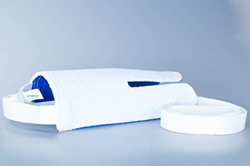 activera Strumpfanziehhilfe Anziehhilfe für Strümpfe und Socken mit 2 langen Zugbändern