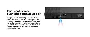 PURA AIR Purificateur d'air et Anti Odeur Désodorisant pour Litière Chat avec Détecteur Infrarouge Aucune Odeur (Recharge)