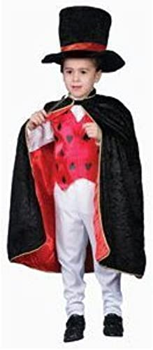 Deluxe Magician Dress up Costume Set - X-Large 16-18 by Dress Up America