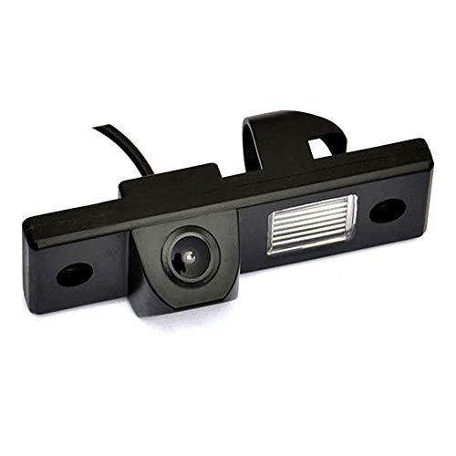 Kalakus Rückfahrkamera in Kennzeichenleuchte Einparkhilfe Fahrzeug-Spezifische Kamera integriert in Nummernschild Licht für Opel Astra H/Corsa D/Zafira B/Vectra/Insignia/Haydo/Lovns/Antara/Vivaro