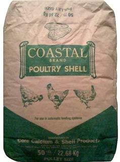 Homestead Harvest Coastal Oyster Shell Supplement Calcium for 完売 宅配便送料無料 –