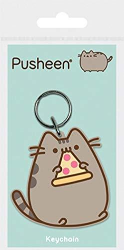 Pusheen RK38768C - Llavero de goma 4