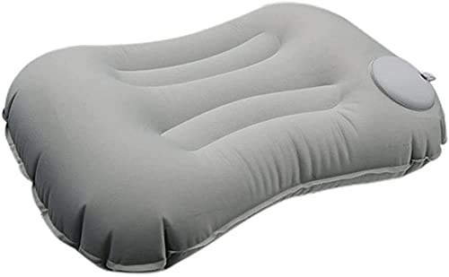 Almohadas de camping UltraLight Compresi Inflables Ligero Compacto para Mochila Almohada Viaje Senderismo Camping Mat