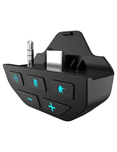Adattatore per cuffie stereo compatibile con controller Xbox One X/S, controller Xbox One Sound Enhancer con jack audio da 3,5 mm