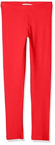 NAME IT Mädchen NITVIVIAN Legging NMT NOOS Hose, Rot (True Red), 140