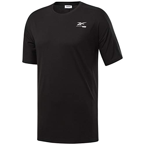 Reebok Speedwick Move Trainingsshirt Herren schwarz, M