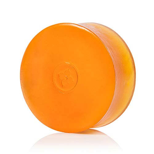 Mirai Clinical Handmade Japanese Persimmon Purifying and Deodorizing Chemical-Free Soap Bar for Men and Women 100g
