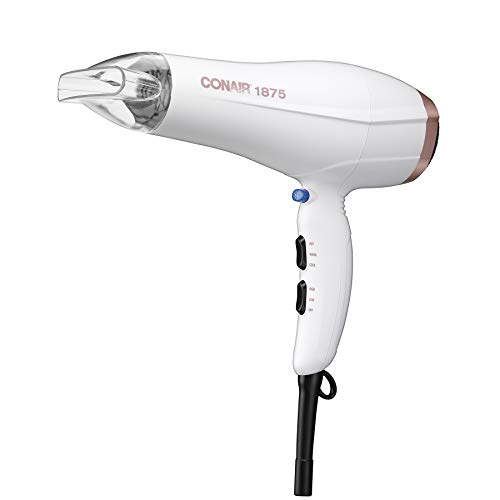 Conair 565DCR hair dryer, FULL SIZE, WHITE
