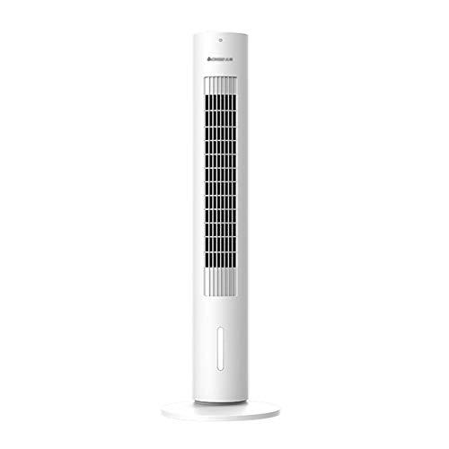 Ventilador de aire acondicionado, ventilador de torre oscilante 3 en 1, enfriador de aire vertical, control remoto, temporizador de 7 horas, 3 velocidades, para el hogar y la oficina/A / 28x15