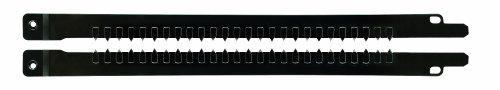 DeWalt Alligator-Spezialsägeblätter (Arbeitslänge 295 mm, Zahnmaterial: HM, für einfache Schnitte in Hochlochziegel bis Festigkeitsklasse 20 N/ mm²) DT2977