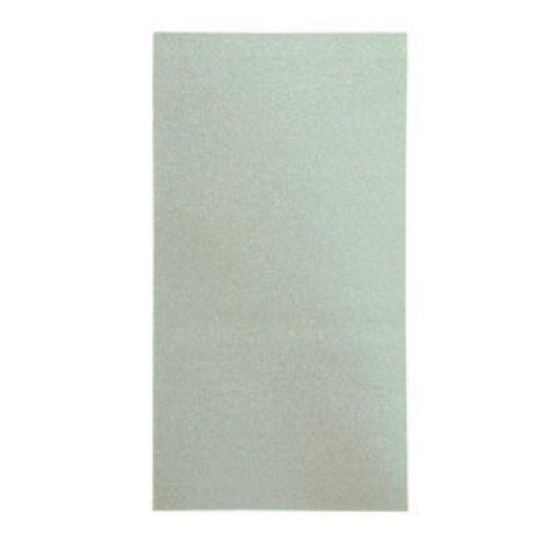 Wachsplatten 2 Stück matt silber 200 x 100 mm – Verzierwachs zum Kerzen dekorieren