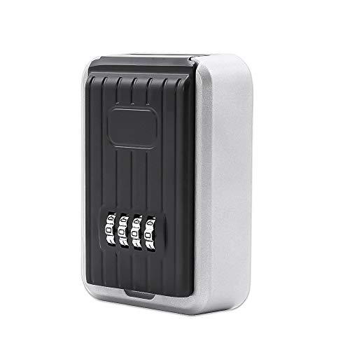 HENGDA® Armario Caja fuerte Safe para Llaves (llaves (Lock Caja...