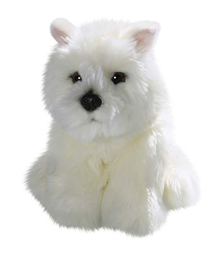Carl Dick Peluche - Perro Westie, West Highland Terrier