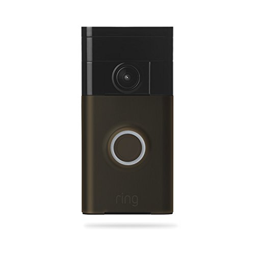 Ring Wi-Fi Smart Video Doorbell - Venetian Bronze