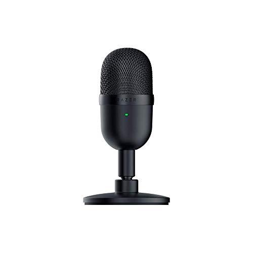 Razer Rz19-03450100-r3u1 Razer Seiren Mini – Ultra-compact Condenser Microphone - Nasa Packaging - Windows