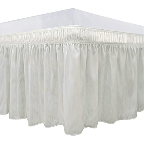 Biscaynebay Wrap Around Bed Skirts …